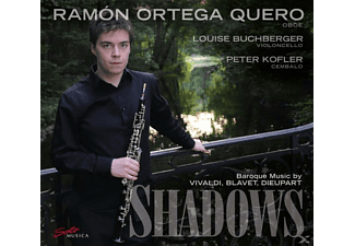 Kofler, Ortega Quero, Buchberger - Shadows - (CD)