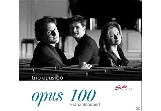 Trio Opus 100 - Schubert: Opus 100 - (CD)