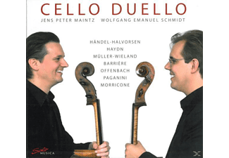 MAINTZ,JENS PETER & SCHMIDT,WOLFGANG - Cello Duello - (CD)