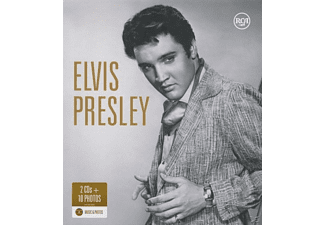 Elvis Presley - Music & Photos - (CD)