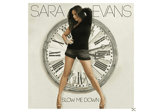 Sara Evans - Slow Me Down - (CD)