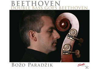 Paradzik Bozo - Double Bass Goes Beethoven - (CD)