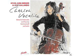 BERGER,HYUN-JUNG & GALLARDO,JOSE - Chanson Vocalise [CD]