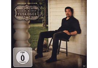 Lionel Richie - Tuskegee (Deutsche Deluxe Edt.) - (CD + DVD Video)