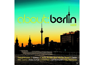 VARIOUS - About: Berlin Vol: 8 [CD]