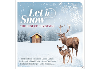 VARIOUS - Let It Snow-The Best Of Christmas [CD]