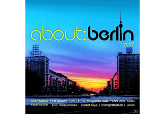 VARIOUS - About: Berlin Vol: 9 [CD]