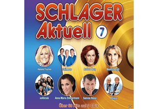 VARIOUS - Schlager Aktuell 7 [CD]