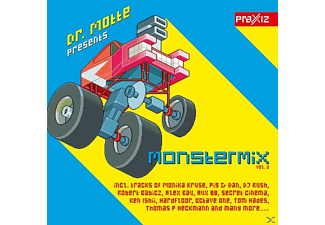 VARIOUS - Dr. Motte Monster Mix Vol. 2 - (Vinyl)