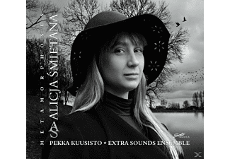 Smietana,Alicja/Kuusisto,Pekka/Extra Sounds Ensem. - Metamorphoses - (CD)