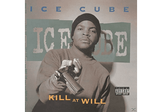 Ice Cube - Kill At Will Ep - (CD)