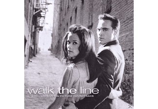OST/VARIOUS - Walk The Line [CD]