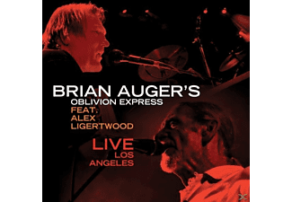 Brian Auger's Oblivion Express - Live In Los Angeles (Ft. Alex Ligertwood) - (CD)