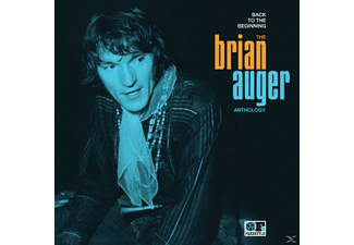 Brian Auger - Back To The Beginning: The Brian Auger Anthology - (CD)
