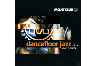 VARIOUS - Mojo Club Vol.10-Love Power [CD]