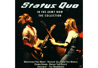 Status Quo - IN THE ARMY NOW - THE COLLECTION [CD]