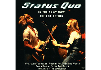 Status Quo - IN THE ARMY NOW - THE COLLECTION - (CD)