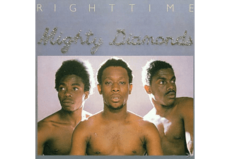 The Mighty Diamonds - Right Time - (CD)