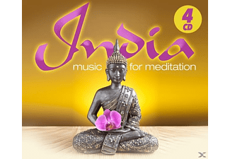 VARIOUS - India-Music For Meditation - (CD)