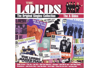 The Lords - The Singles A-Sides [CD]