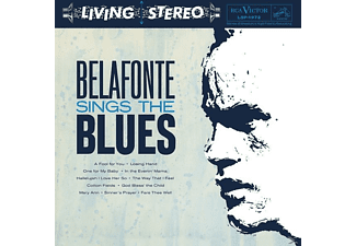 Haryy Belafonte - Belafonte Sings The Blues [SACD Hybrid]