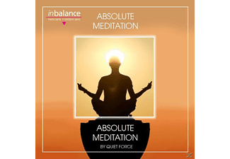 Quiet Force - Absolute Meditation - (CD)