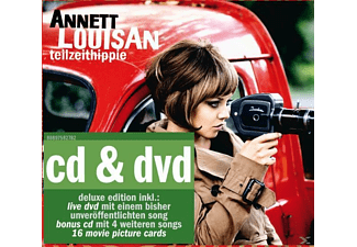 Annett Louisan - Teilzeithippie Ltd.Edition [CD]