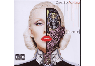 Christina Aguilera - Bionic [CD]