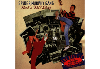 Spider Murphy Gang - Rock 'n' Roll Story - (CD)