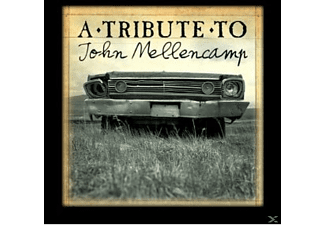 VARIOUS - Tribute To John Mellencamp - (CD)