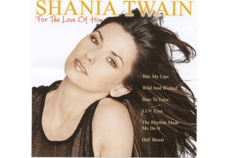 Shania Twain - For The Love Of Him - (CD)