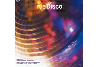 VARIOUS - True Disco [CD]