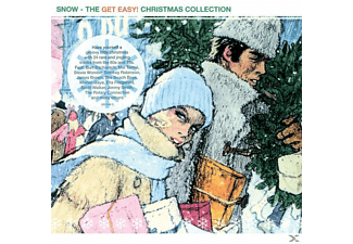 VARIOUS - SNOW - THE GET EASY CHRISTMAS COLLECTION [CD]
