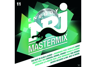 VARIOUS - Energy Mastermix 11 - (CD)