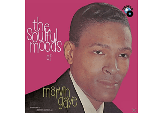 Marvin Gaye - The Soulful Moods Of Marvin Gaye - (Vinyl)