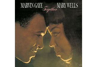 Marvin Gaye Mary Wells - Together - (Vinyl)