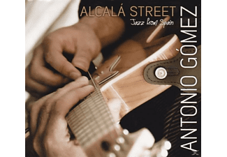 Antonio Gomez - Alcalá Street-Jazz From Spain [CD]