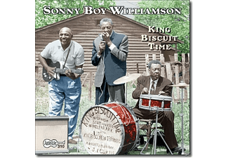 Sonny Boy Williamson - King Biscuit Time - (CD)