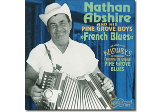 Nathan Abshire - French Blues - (CD)