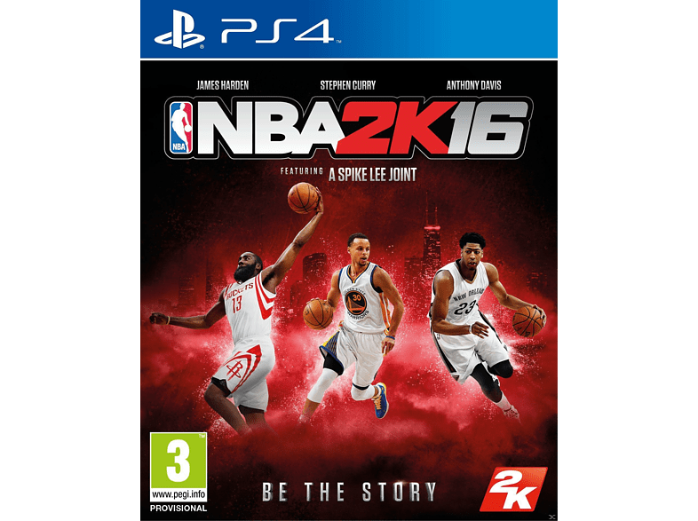 NBA 2K16 (Eng) PS4 gaming   offline sony ps4 παιχνίδια ps4