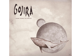 Gojira - From Mars To Sirius Re-Release Digipack - (CD)