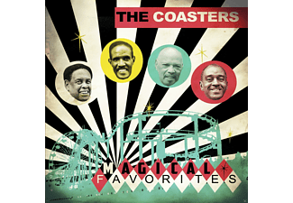 The Coasters - Magical Favorites - (CD)