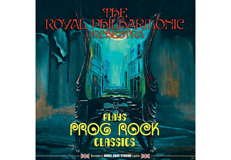 Royal Philharmonic Orchestra - Plays Prog Rock Classics - (Vinyl)