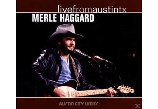 Merle Haggard - Live From Austin Tx - (CD)