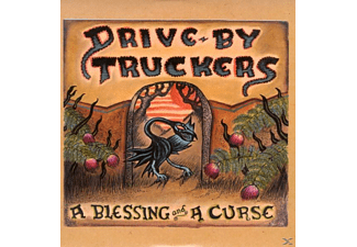 By Truckers, Drive-by Truckers - A Blessing And A Curse - (Vinyl)