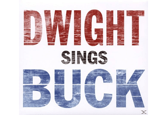Dwight Yoakam - Dwight Sings Buck [CD]