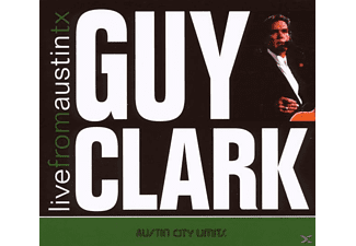 Guy Clark - Live From Austin Tx - (CD)