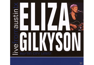 Eliza Gilkyson - Live From Austin Tx - (CD)