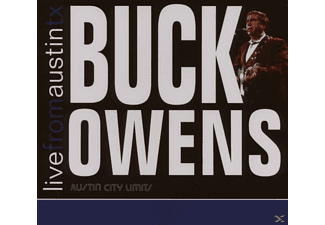 Buck Owens - Live From Austin Tx - (CD)