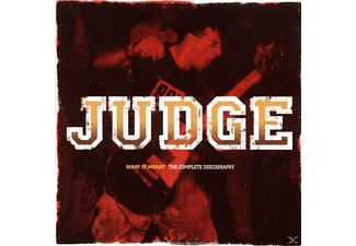 The Judge - What It Meant - (Vinyl)